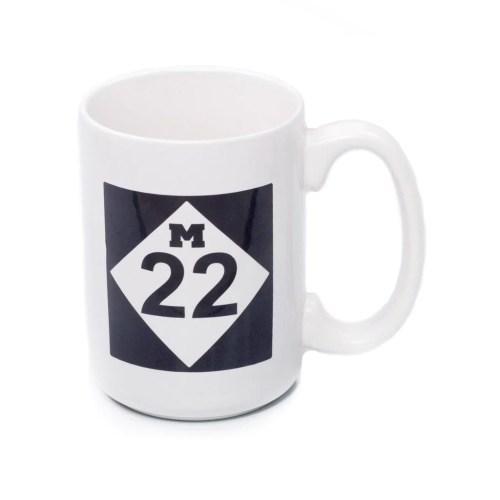 Medium Of White Mug Set