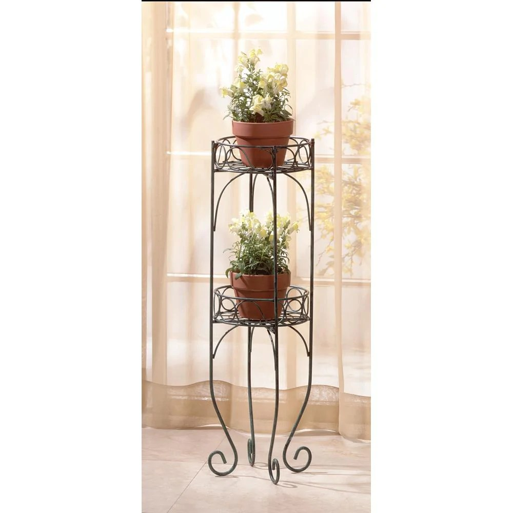 Peaceably Wrought Iron Plant Stand Wrought Iron Plant Stand Garden Lovers Club Wrought Iron Plant Stands Wholesale Wrought Iron Plant Stands Outdoor Uk houzz-03 Wrought Iron Plant Stands