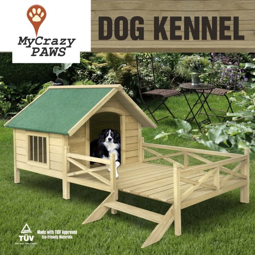 Medium Crop Of Dog Houses For Large Dogs