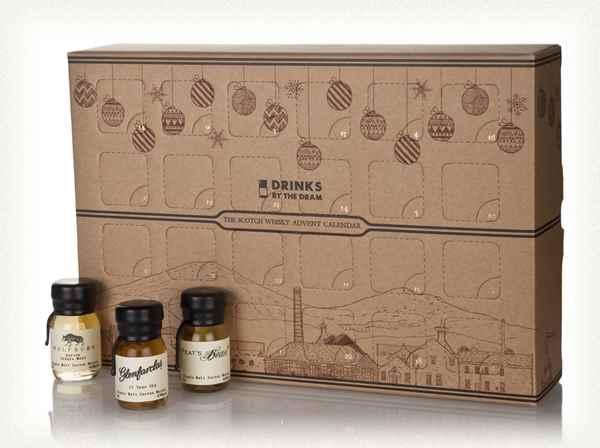 Master of Malt whisky advent calendar   Shopify Retail blog