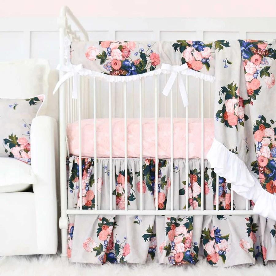 Fullsize Of Crib Bedding For Girls