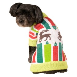 Small Crop Of Dog Christmas Sweater