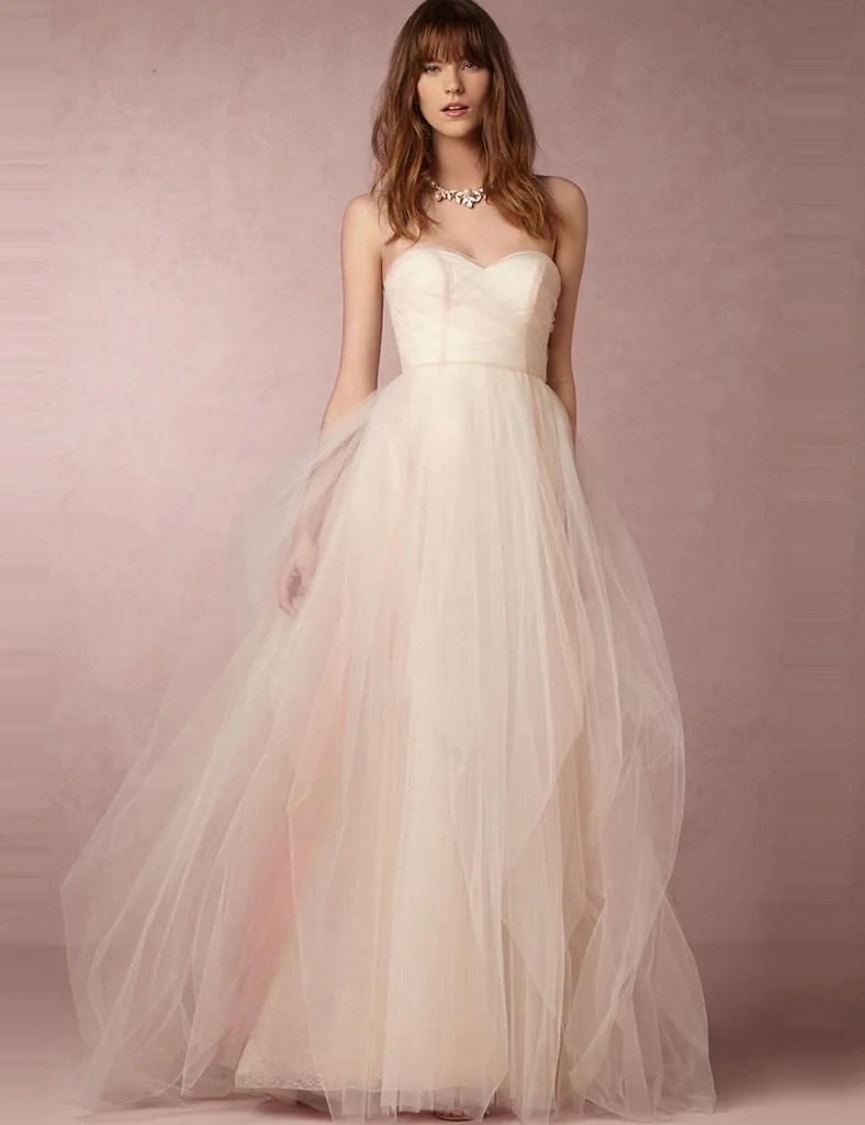Fullsize Of Strapless Wedding Dresses