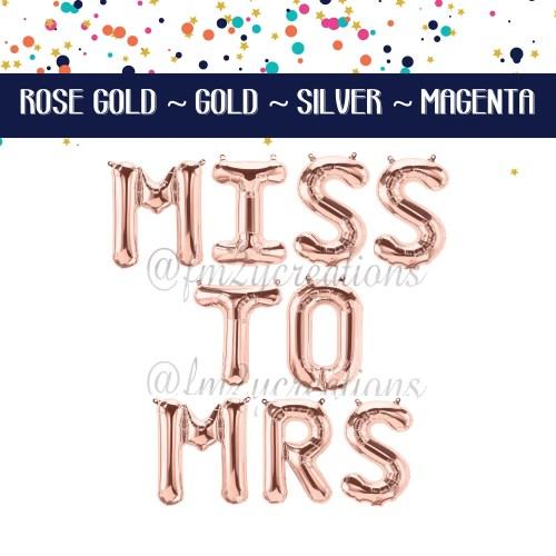 Medium Of Miss To Mrs