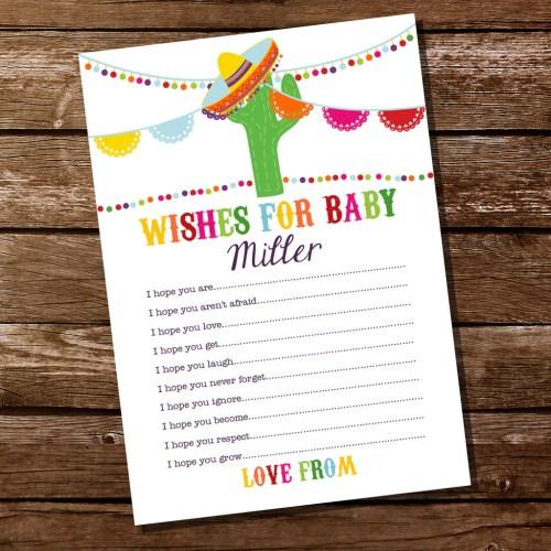 Medium Of Baby Shower Wishes