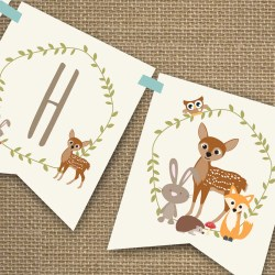 Small Of Woodland Baby Shower