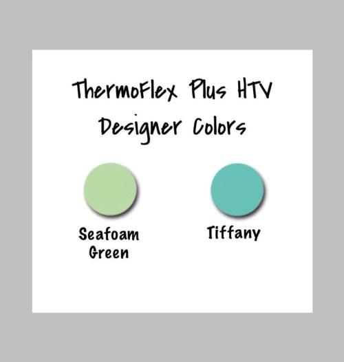 Medium Of Seafoam Green Color