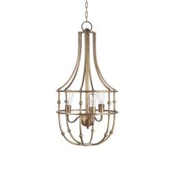 Small Of Brass Pendant Light
