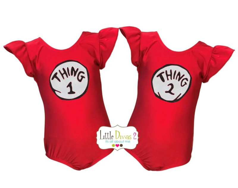 Large Of Thing 1 Thing 2
