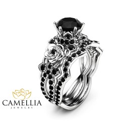 Tempting Black Diamond Engagement Rings Set G Black Diamond Ring Engagement Ring Black Diamond Engagement Rings Set G Black Black Diamond Engagement Rings Meaning Black Diamond Engagement Rings Tiffan