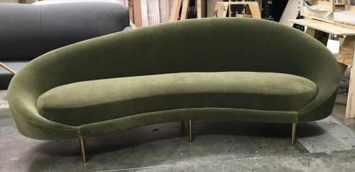 Medium Of Mid Century Modern Couch