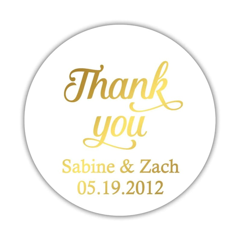Large Of Thank You Stickers