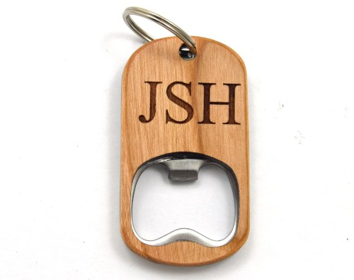 Medium Of Custom Bottle Openers