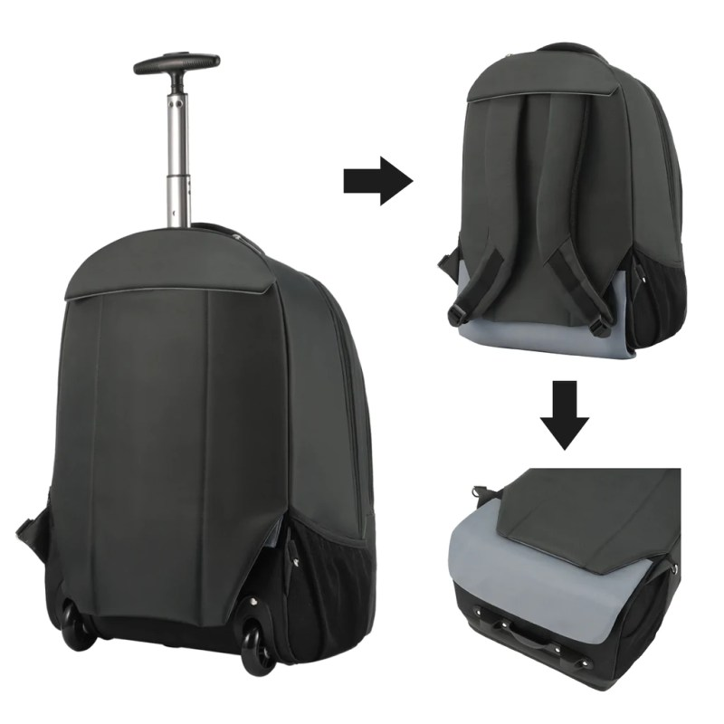 Large Of Rolling Backpacks For School