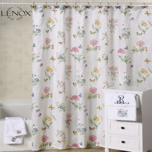 Medium Of Butterfly Shower Curtain