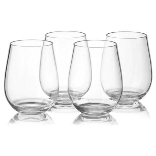 Medium Crop Of Bulk Wine Glasses
