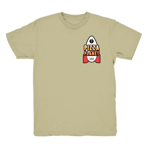 Medium Of Pizza Planet Shirt