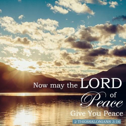 Medium Crop Of Bible Verse About Peace