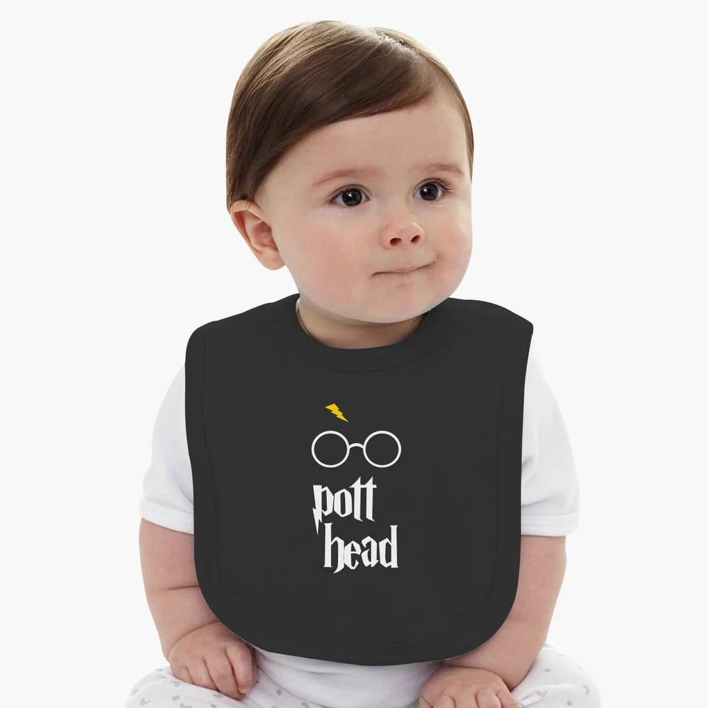 Serene Harry Potter Pott Head Baby Bib Black 38876 39 2 0 12 101 1024x1024 Baby Harry Potter Fabric Baby Harry Potter Drawing baby Baby Harry Potter
