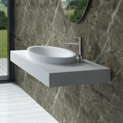 Small Crop Of Wall Mounted Sink