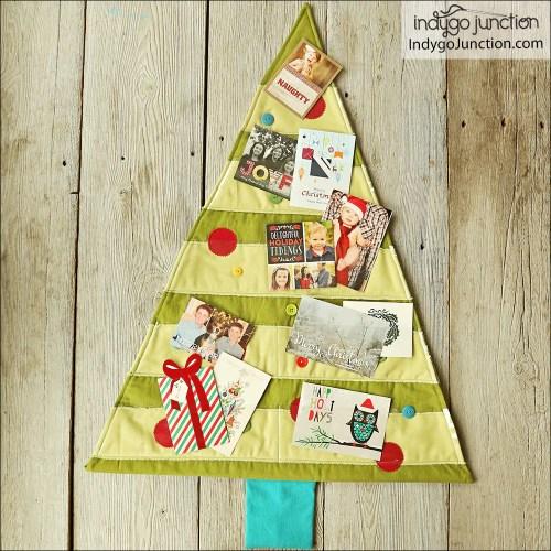 Medium Of Christmas Card Holder