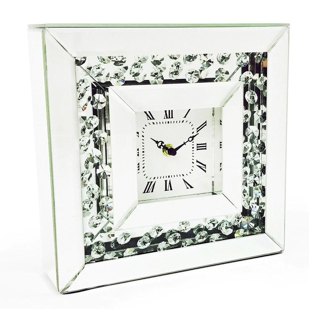 Fullsize Of Floating Wall Clock