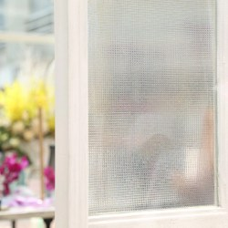Small Crop Of Static Cling Window Film