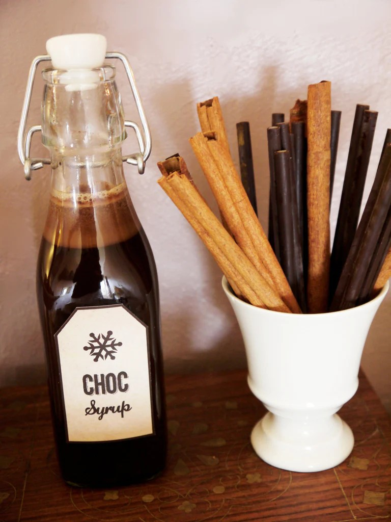 Large Of Hot Chocolate Bar