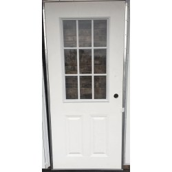 Small Crop Of Outswing Exterior Door