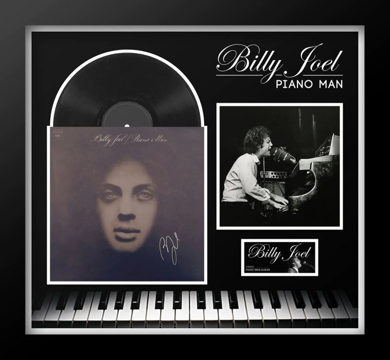 Large Of Billy Joel Album Covers