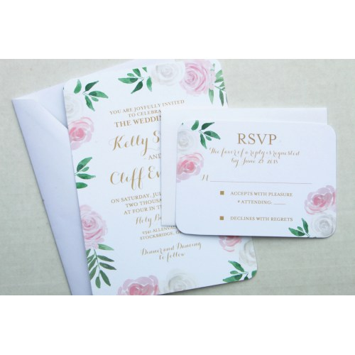 Medium Crop Of Wedding Invitation Suite