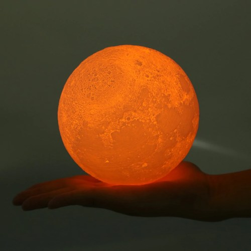 Medium Of Moon Night Light