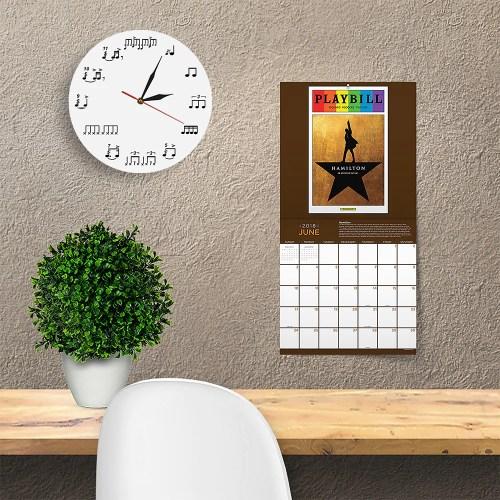 Medium Of Wall Clock Artistic