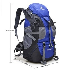 Small Crop Of Water Resistant Backpack