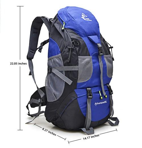 Medium Of Water Resistant Backpack