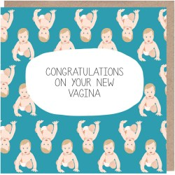 Magnificent Congratulations On Your New Vagina New Vagina Baby Card Congratulations On Your New Vagina New Baby Card Paper Plane Congratulations On New Baby Quotes Congratulations On New Baby Email