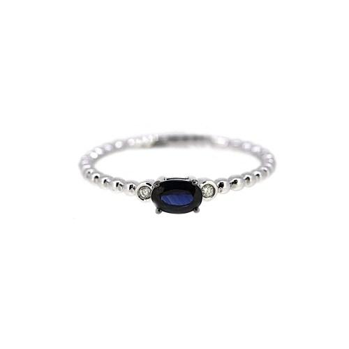 Medium Crop Of Blue Sapphire Ring