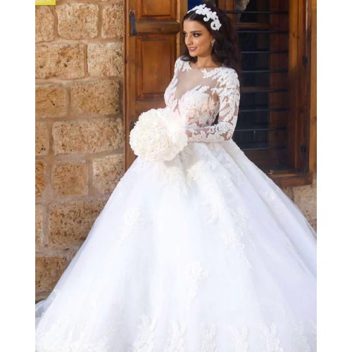 Medium Crop Of Wedding Dresses Lace