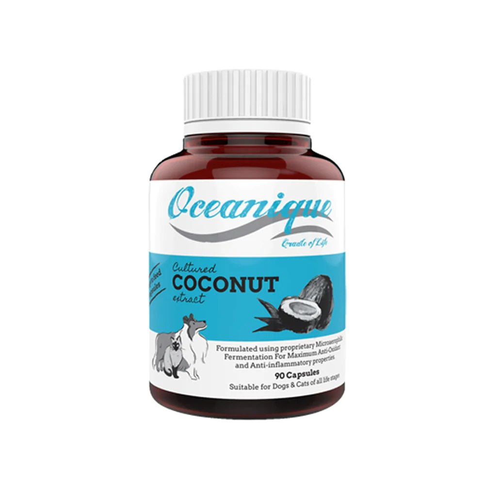 Garage Dogs Cats Delivery Cultured Coconut Oil Oceanique Cultured Coconut Oil Extract Catspot Coconut Cat Litter Shredded Coconut Cat Litter houzz 01 Coconut Cat Litter