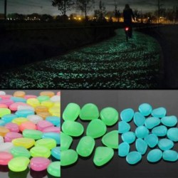 Small Crop Of Glow In The Dark Pebbles