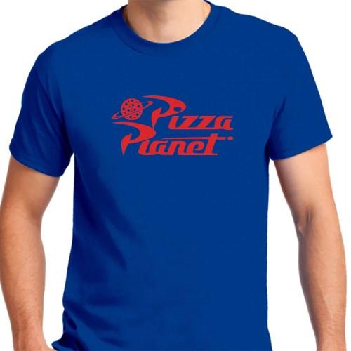 Medium Of Pizza Planet Shirt