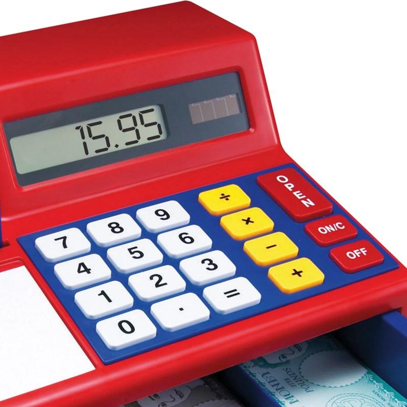 Large Of Toy Cash Register