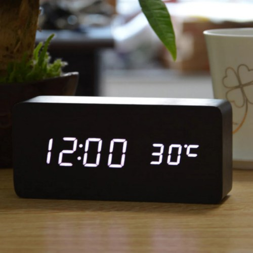 Medium Of Modern Alarm Clock