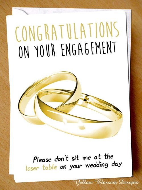 Medium Of Congratulations On Your Engagement