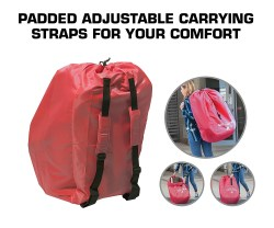 Small Of Car Seat Travel Bag