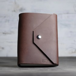 Tempting Premium Handmade Refillable Lear Journal Snap Brown 900x Personalized Lear Journal Australia Personalized Lear Journal India