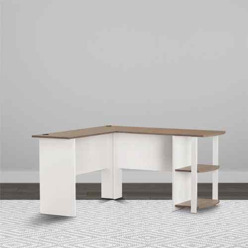 Medium Crop Of White L Shaped Desk