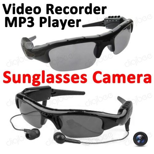 Medium Of Glasses With Camera