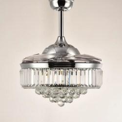 Small Of Chandelier Ceiling Fan