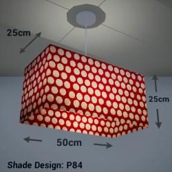 Small Crop Of Rectangular Lamp Shades